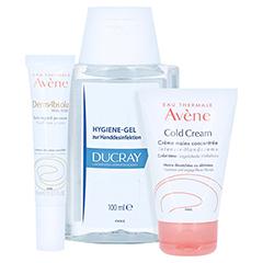 Avène DermAbsolu Augen Verjüngende Augenpflege + gratis Avène Hygiene-Set 15 Milliliter