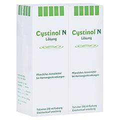 Cystinol N Lösung 200 Milliliter