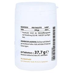 SELEN 200 µg Tabletten 60 Stück - Linke Seite