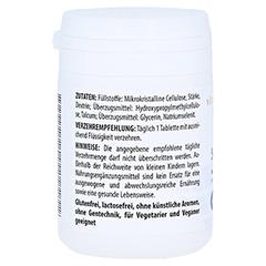 SELEN 200 µg Tabletten 60 Stück - Rechte Seite