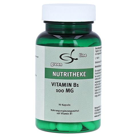 VITAMIN B1 100 mg Kapseln 90 Stück