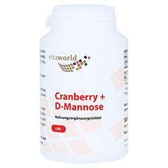 CRANBERRY+D-MANNOSE Kapseln 90 Stück