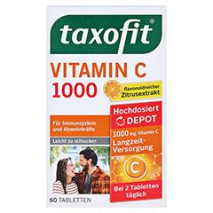 TAXOFIT Vitamin C 1000 Depot Tabletten 60 Stück - Vorderseite