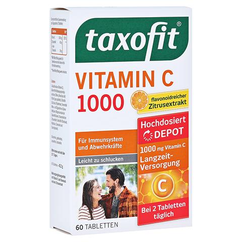 TAXOFIT Vitamin C 1000 Depot Tabletten 60 Stück