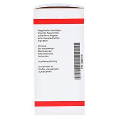 HAPLOPAPPUS D 3 Tabletten 200 Stück N2 - Linke Seite