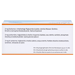 ARTELAC Lipids EDO Augengel 120x0.6 Gramm - Oberseite