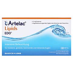 ARTELAC Lipids EDO Augengel 10x0.6 Gramm - Vorderseite