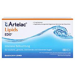 ARTELAC Lipids EDO Augengel 120x0.6 Gramm - Vorderseite