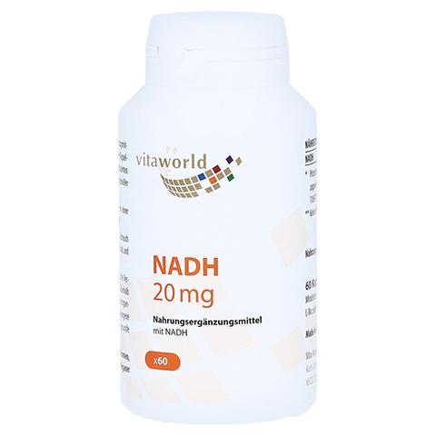 NADH 20 mg Kapseln 60 Stück