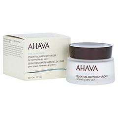 Ahava Essential Day Moisturizer normale/trockene Haut 50 Milliliter