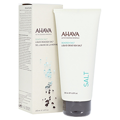 Ahava Liquid Dead Sea Salt 200 Milliliter
