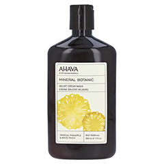 Ahava Mineral Botanic Cream Wash Pineapple/Peach 500 Milliliter