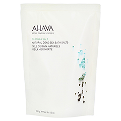 Ahava Natural Dead Sea Bath Salt 250 Gramm