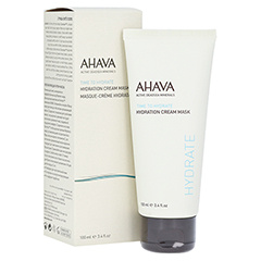 Ahava Hydration Cream Mask 100 Milliliter