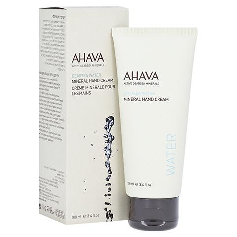 Ahava Mineral Hand Cream 100 Milliliter