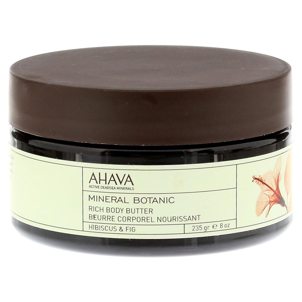 ahava-mineral-botanic-body-butter-hibiskus-feige-235-gramm