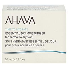 Ahava Essential Day Moisturizer normale/trockene Haut 50 Milliliter - Vorderseite