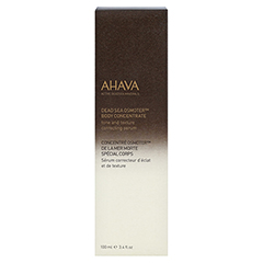 Ahava Dead Sea Osmoter Body Concentrate Essenz 100 Milliliter - Vorderseite
