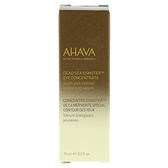 Ahava Dead Sea Osmoter Eye Concentrate Essenz 30 Milliliter - Vorderseite