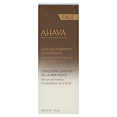Ahava Dead Sea Osmoter Face Concentrate Essenz 30 Milliliter - Vorderseite