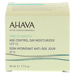 Ahava Age Conrol All Day Moisturizer SPF 15 50 Milliliter - Vorderseite