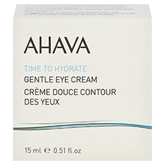 Ahava Gentle Eye Cream 15 Milliliter - Vorderseite