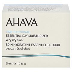 Ahava Essential Day Moisturizer sehr trockene Haut 50 Milliliter - Vorderseite