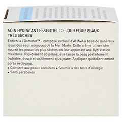 Ahava Essential Day Moisturizer sehr trockene Haut 50 Milliliter - Linke Seite