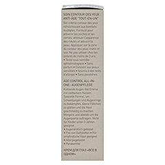 Ahava Men All-on-One Eye Care Cream 15 Milliliter - Linke Seite