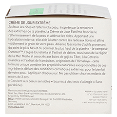 Ahava Extreme Day Cream 50 Milliliter - Linke Seite