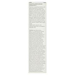 Ahava Essential Moisturizing Lotion SPF 15 50 Milliliter - Rückseite