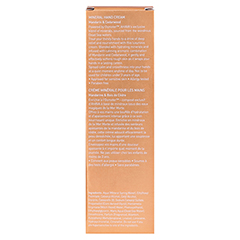 Ahava Mineral Hand Cream Mandarin & Cedarwood 100 Milliliter - Rückseite