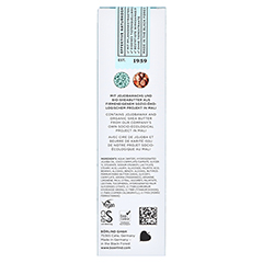 BÖRLIND Effekt Peeling Creme 50 Milliliter - Rückseite