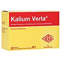 KALIUM VERLA Granulat Btl. 20 Stück N1