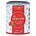 ACEROLA 100% Bio natürliches Vit.C Lutschtabletten 70 Gramm