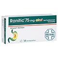 Ranitic 75mg akut bei Sodbrennen 14 Stück