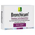 Bronchicum Thymian Lutschpastillen 50 Stück N2