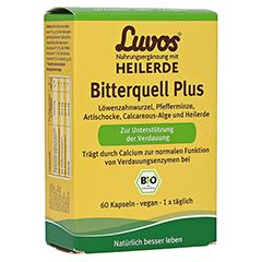 Luvos Heilerde Bio Bitterquell Plus Kapsln 60 Stück