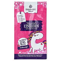 DERMASEL Kinder Einhorn Badeschaum limited edition 35 Milliliter