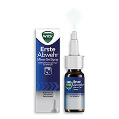 WICK Erste Abwehr Nasenspray Sprühflasche 15 Milliliter
