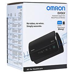 OMRON EVOLV all-in-one Oberarm Blutdruckmessgerät 1 Stück