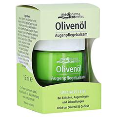medipharma Olivenöl Augenpflegebalsam 15 Milliliter