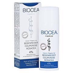 Biocea Besenreiser Couperose Creme 30 Milliliter