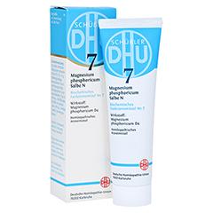 BIOCHEMIE DHU 7 Magnesium phosphoricum N D 4 Salbe 50 Gramm N1