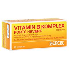 VITAMIN B KOMPLEX forte Hevert Tabletten 50 Stück N2
