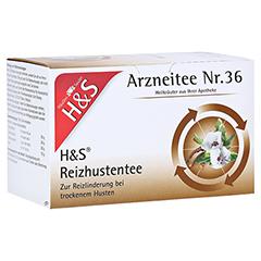 H&S Reizhustentee Filterbeutel 20x2.5 Gramm