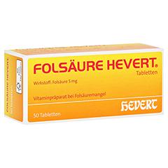 Folsäure-Hevert 50 Stück N2