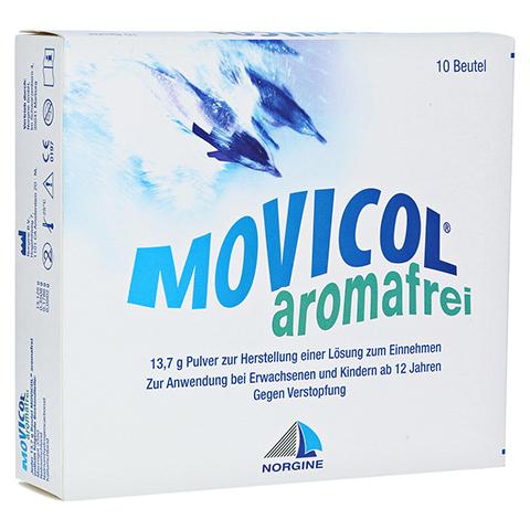 MOVICOL aromafrei Plv.z.Her.e.Lsg.z.Einnehmen MP 10 Stück