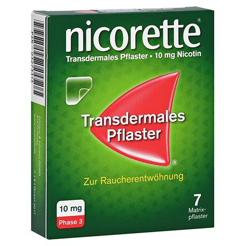 NICORETTE TX 10mg 7 Stück
