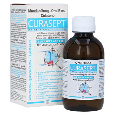 CURASEPT 0,05% Chlorhexidin Flasche 200 Milliliter